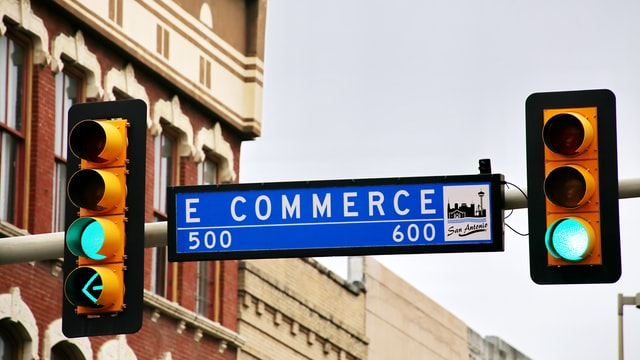 Traffic signal of Ecommerce
